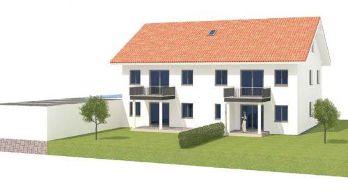 eigentumswohnung in 5 familienhaus w002 in straubing westlicher ortsrand kagers. Black Bedroom Furniture Sets. Home Design Ideas