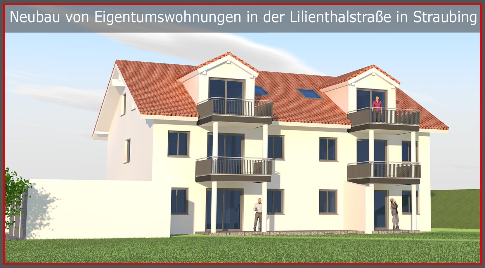 Eigentumswohnung in 5-Familienhaus (W012) in Straubing – Lilienthalstraße